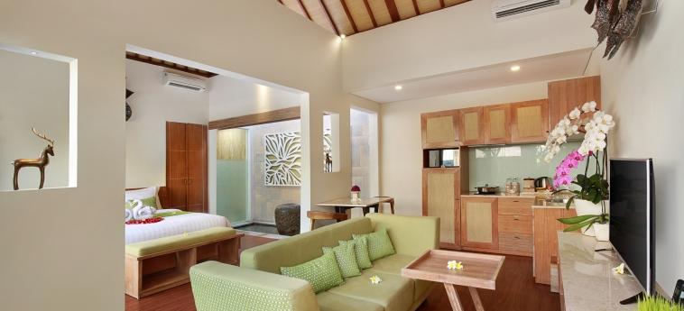 Hotel Ini Vie Villa: Intérieur BALI