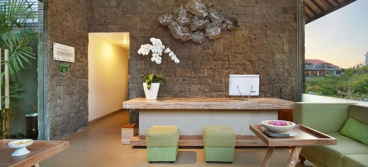 Hotel Ini Vie Villa: Lobby BALI