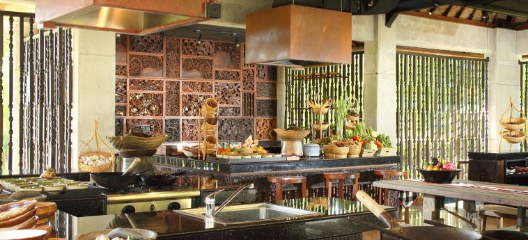 Hotel The Villas At Ayana Resort : Buffet BALI