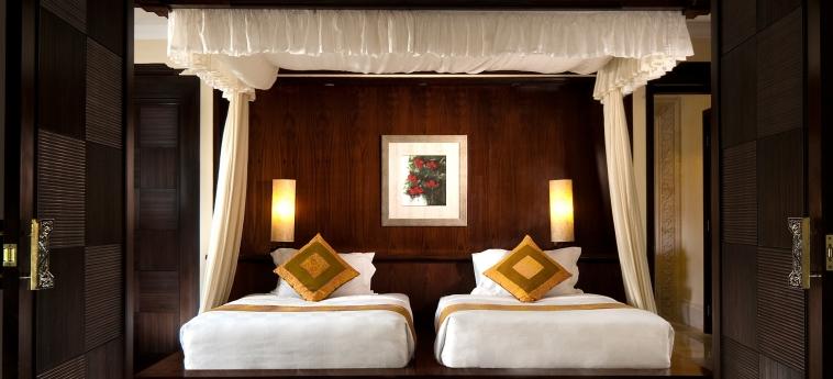 Hotel The Villas At Ayana Resort : Chambre jumeau BALI