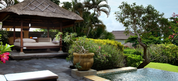 Hotel The Villas At Ayana Resort : Piscine chauffée BALI