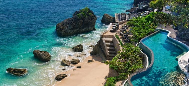 Hotel The Villas At Ayana Resort : Plage BALI