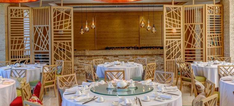 Hotel The Villas At Ayana Resort : Restaurant BALI