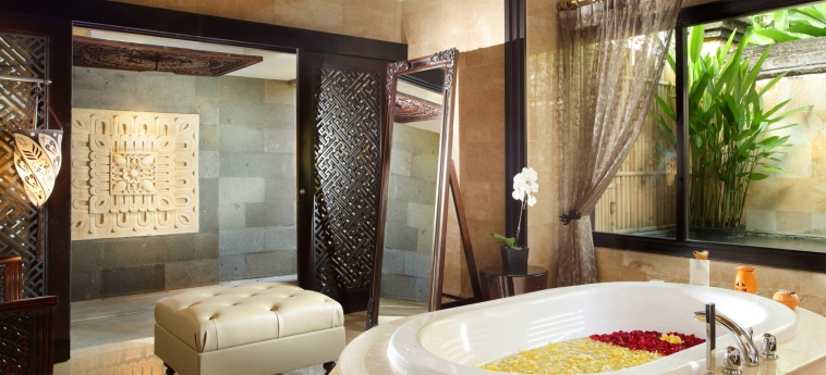 Hotel The Villas At Ayana Resort : Salon BALI