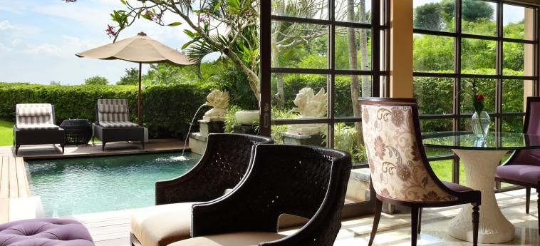 Hotel The Villas At Ayana Resort : Salotto BALI