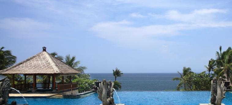 Hotel The Villas At Ayana Resort : Solarium BALI
