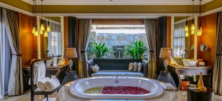 Hotel The Villas At Ayana Resort : Badezimmer BALI