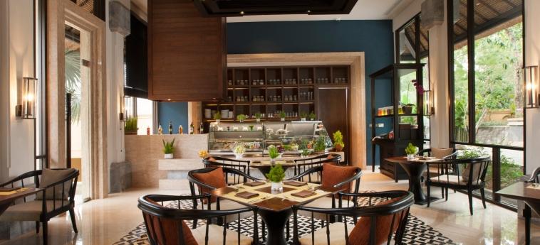 Hotel The Villas At Ayana Resort : Caffetteria BALI