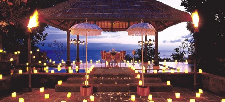 Hotel The Villas At Ayana Resort : Patio BALI