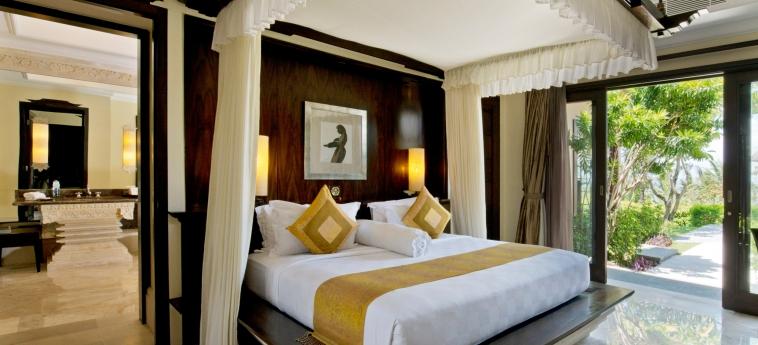 Hotel The Villas At Ayana Resort : Schlafzimmer BALI