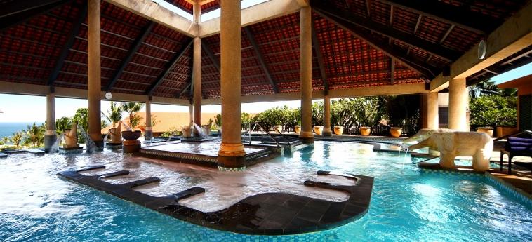 Hotel The Villas At Ayana Resort : Schwimmbad BALI