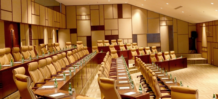 Hotel The Villas At Ayana Resort : Conference Room BALI