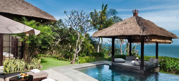 Hotel The Villas At Ayana Resort : Terrace BALI