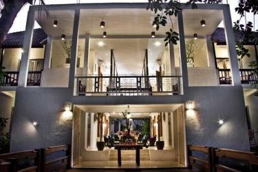 Hotel Abian Biu Mansion: Exterior BALI