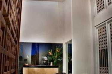 Hotel Abian Biu Mansion: Lobby BALI