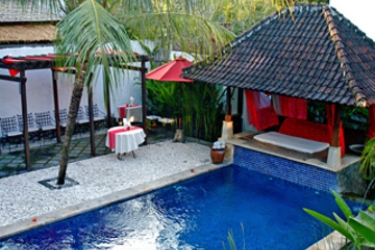 Hotel Abian Biu Mansion: Swimming Pool BALI