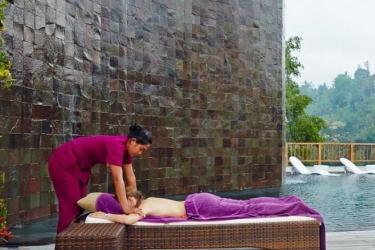 Hotel Ubud Hanging Gardens: Aktivitäten BALI