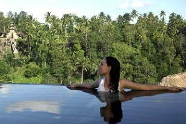 Hotel Ubud Hanging Gardens: Außen BALI