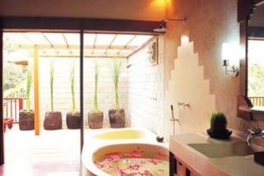 Hotel Ubud Hanging Gardens: Badezimmer BALI