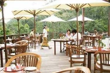 Hotel Ubud Hanging Gardens: Restaurant BALI
