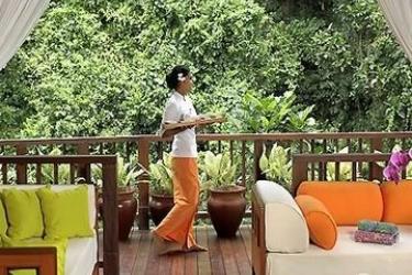 Hotel Ubud Hanging Gardens: Spa BALI