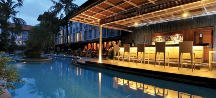 Prime Plaza Hotel Sanur - Bali: Bar BALI