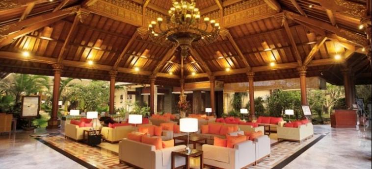 Prime Plaza Hotel Sanur - Bali: Lounge BALI