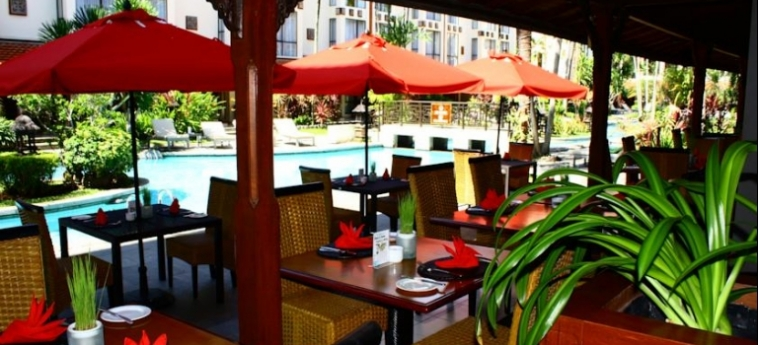 Prime Plaza Hotel Sanur - Bali: Restaurant BALI