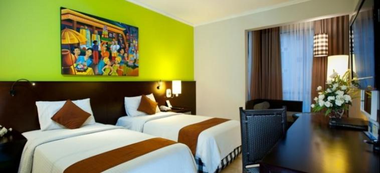 Prime Plaza Hotel Sanur - Bali: Twin Room BALI