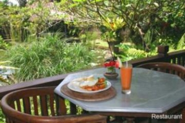 Hotel Ananda Cottages: Restaurant BALI