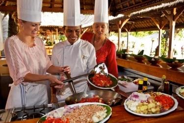 Hotel Matahari Beach Resort & Spa: Detail BALI