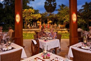 Hotel Matahari Beach Resort & Spa: Ristorante BALI