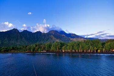 Hotel Matahari Beach Resort & Spa: Außen BALI