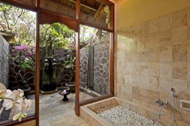 Hotel Matahari Beach Resort & Spa: Badezimmer BALI