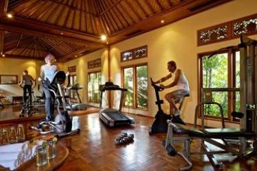Hotel Matahari Beach Resort & Spa: Fitnesscenter BALI