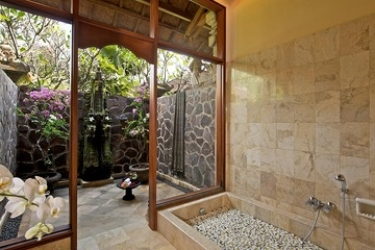 Hotel Matahari Beach Resort & Spa: Bathroom BALI