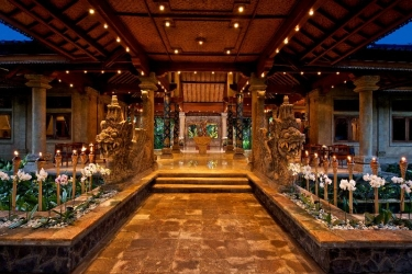 Hotel Matahari Beach Resort & Spa: Lobby BALI