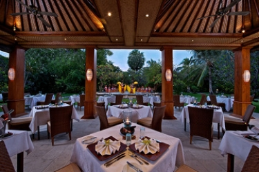 Hotel Matahari Beach Resort & Spa: Restaurant BALI