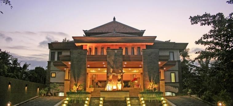 Pelangi Bali Hotel & Spa: Exterior BALI