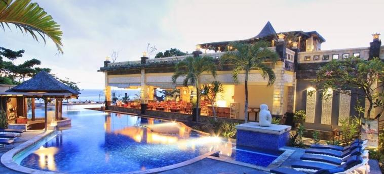 Pelangi Bali Hotel & Spa: Pool BALI