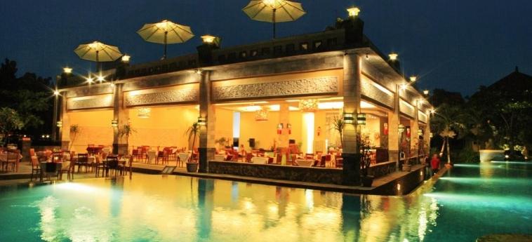 Pelangi Bali Hotel & Spa: Restaurant BALI