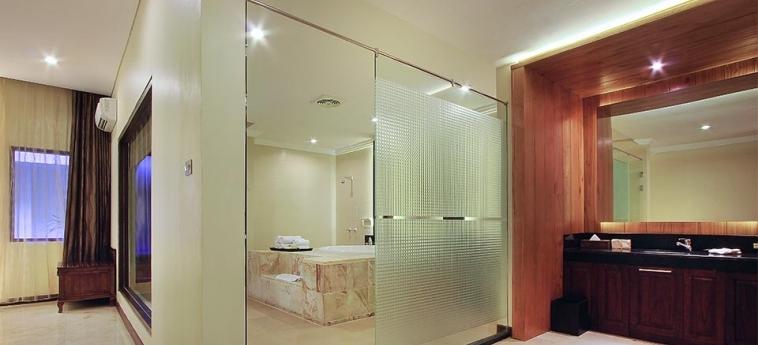 Pelangi Bali Hotel & Spa: Suite Room BALI