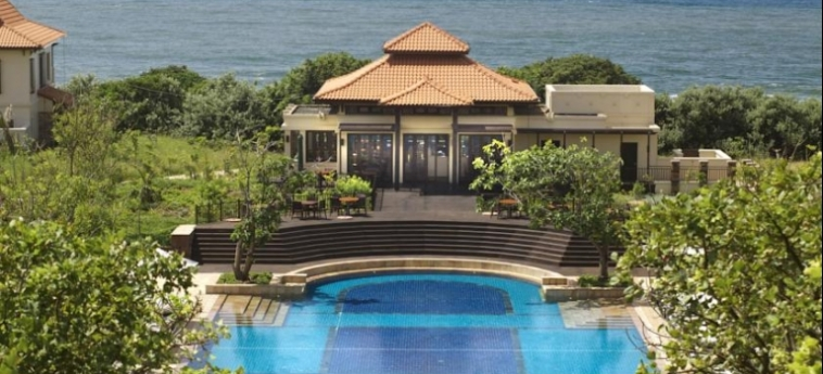 Hotel Fairmont Zimbali Resort: Exterior BALLITO BAY
