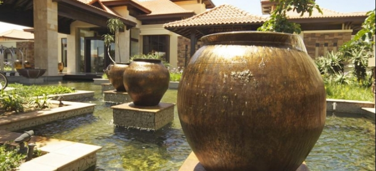 Hotel Fairmont Zimbali Resort: Jardín BALLITO BAY