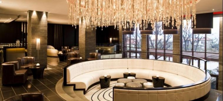 Hotel Fairmont Zimbali Resort: Lobby BALLITO BAY