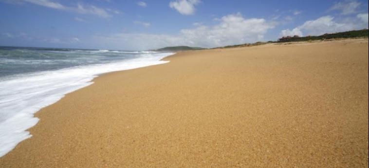 Hotel Fairmont Zimbali Resort: Playa BALLITO BAY