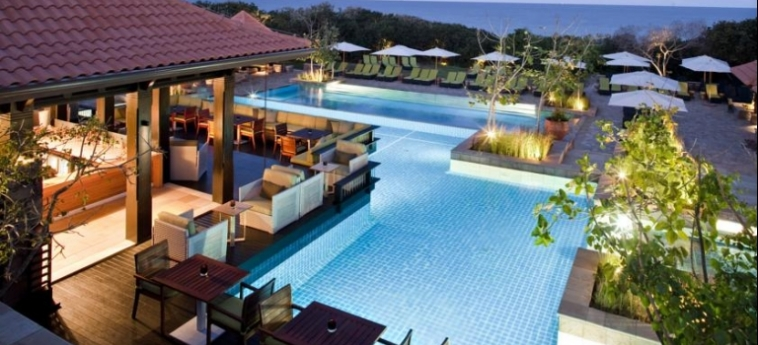 Hotel Fairmont Zimbali Resort: Piscina Esterna BALLITO BAY
