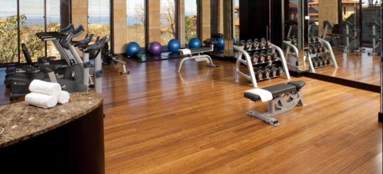 Hotel Fairmont Zimbali Resort: Salle de Gym BALLITO BAY