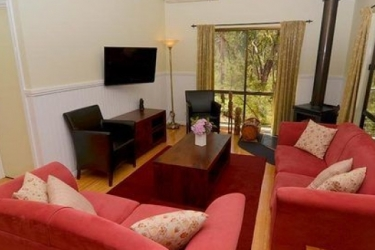 Hotel Countrywide Cottages: Dormitorio BAMBRA - VICTORIA