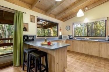 Hotel Countrywide Cottages: Garten BAMBRA - VICTORIA